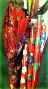 Wrapping Paper Supplies