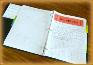 Jessica Swift's Goals and Intentions toolkit