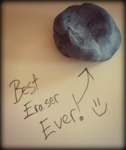 Kneaded Eraser, the best eraser ever