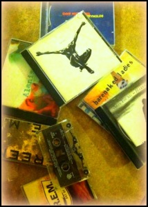 CD and Cassette Tape Covers