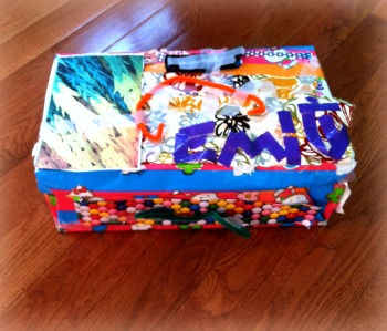Valetine's Day Box