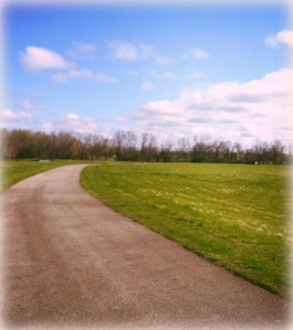A Beautiful Day for a Run!