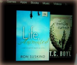 Ron Suskind's book, Life Animated