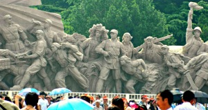 Statue of Chinese Military Heroes