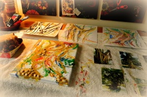 References for Banyan Tree Paintings