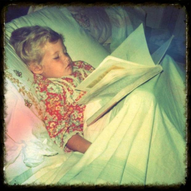 Sleepy Reader