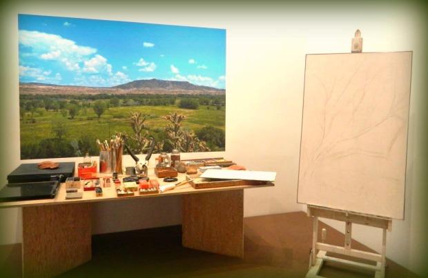 Studio of Georgia O'Keefe